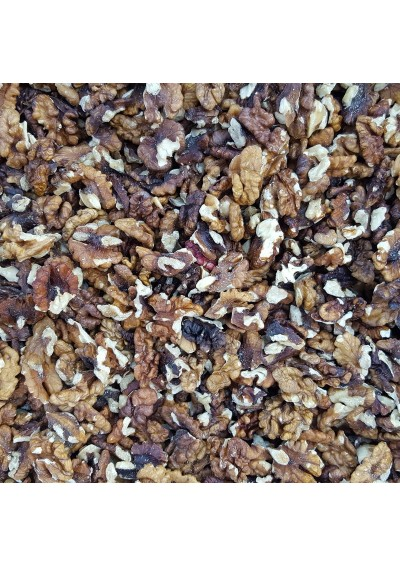 Walnut kernel dark amber mix