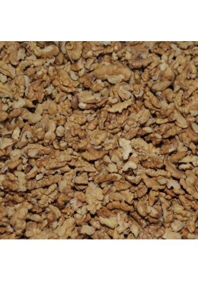 Walnut kernel light quarters