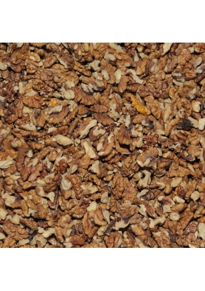Walnut kernel light amber quarters